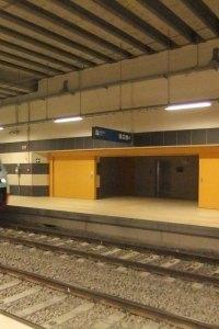 Metropolitana di Bari FM2 - Bari Centrale - Aeroporto