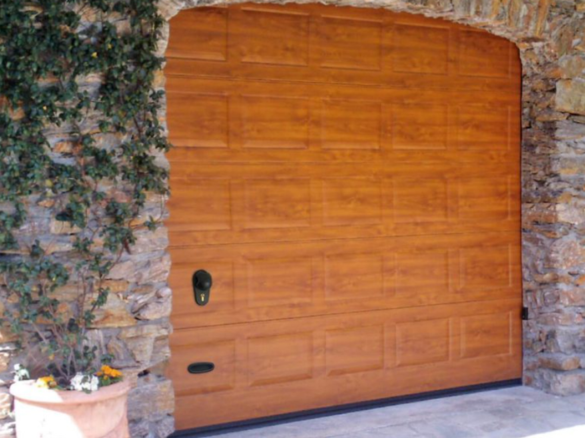 PORTE DA GARAGE – Cardea Home Quadra